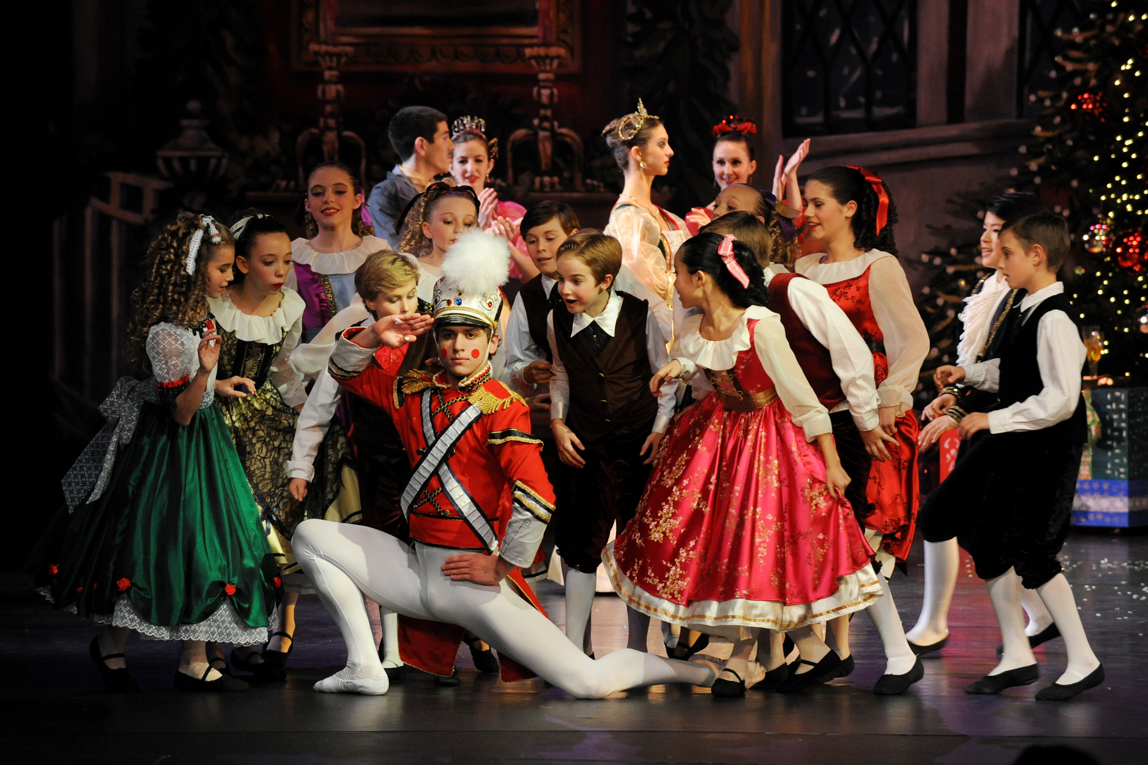 Maple Youth Ballet S The Nutcracker Maple Conservatory Of Dance