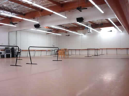Our Dance Facility Maple Conservatory Of