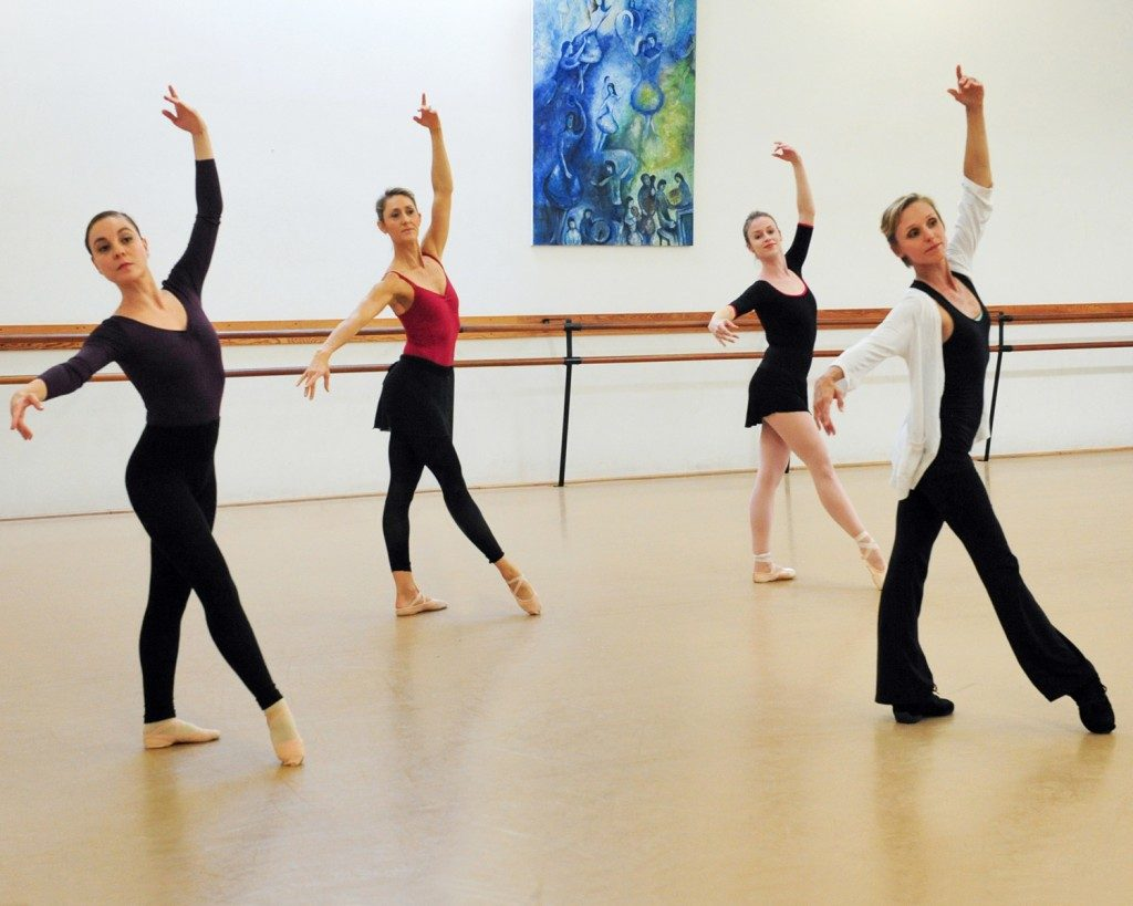 2017 Adult Ballet Intensive | Maple Conservatory of Dance